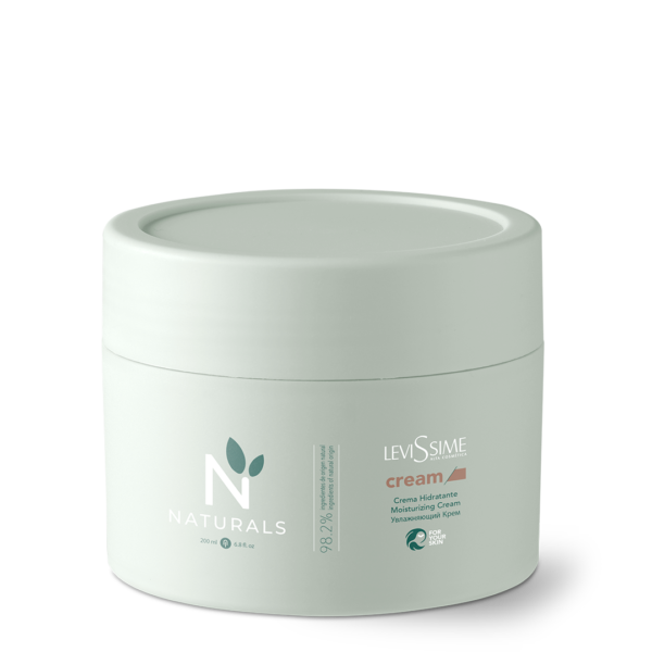 Crema hidratante Naturals 200 ml