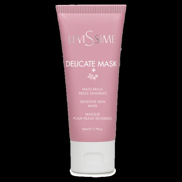 Mascarilla facial para pieles sensibles Delicate Mask en formato tubo 50 ml