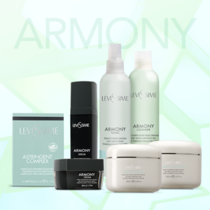 Programa para pieles grasas Armony