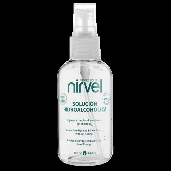 Solución hidroalcohólica Nirvel Professional 100 ml