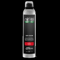 Spray cubre raíces Dry Color Caoba