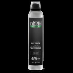 Spray cubre raíces Dry Color Negro