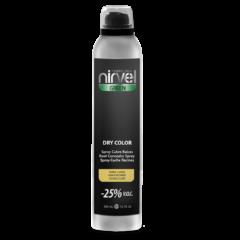 Spray cubre raíces Dry Color Rubio Claro