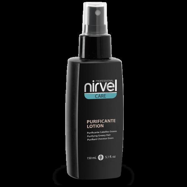 Spray purificante para cabello