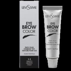 Tinte para cejas Eyebrow color Grafito