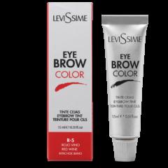 Tinte para cejas Eyebrow color Rojo