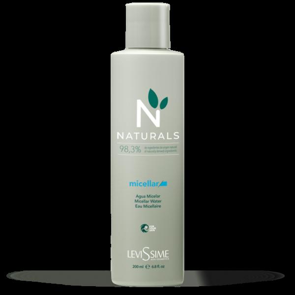 agua micelar Naturals