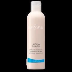 Crema facial limpiadora para pieles secas Aqua