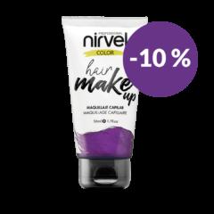 Hair make up purple oferta