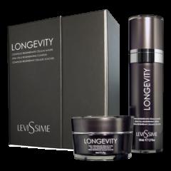 pack facial regenerador longevity