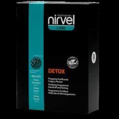 programa Detox para el cabello