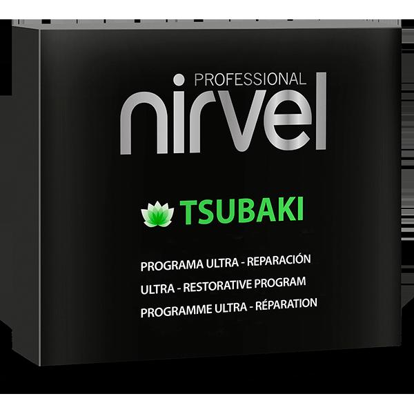 programa ultra-reparador del cabello Tsubaki